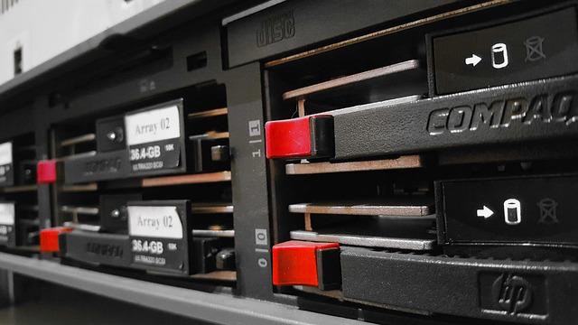 server nuovi e ricondizionati